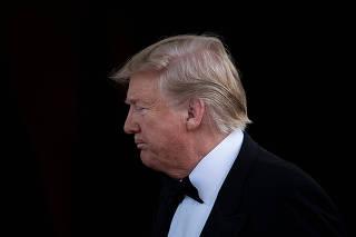 Trump hosts Australian PM Scott Morrison