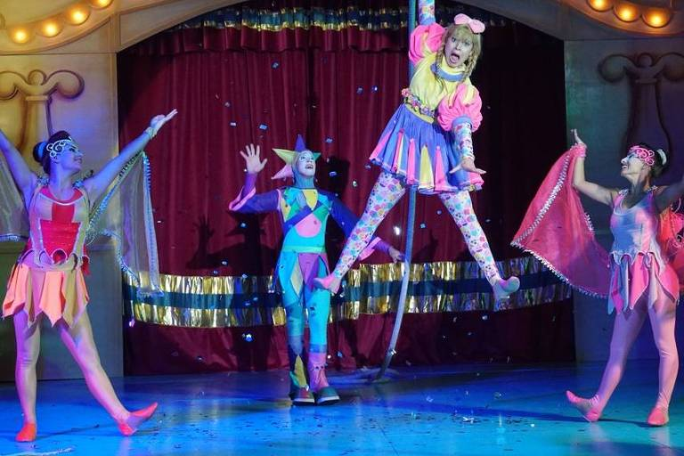 Circo dos Sonhos estreia espetáculo