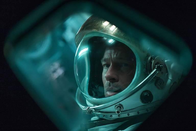 Protagonizada por Brad Pitt, saga espacial 'Ad Astra' atualiza odisseia de '2001'