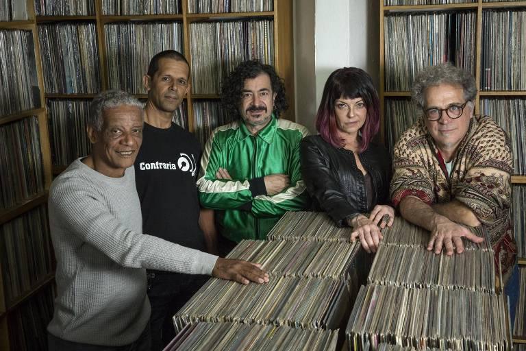Homenagem à DJ Sonia Abreu