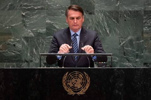 ONU confirma que não vai exigir vacina contra Covid em Assembleia com participação de Bolsonaro