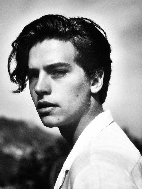 Imagens do ator Cole Sprouse