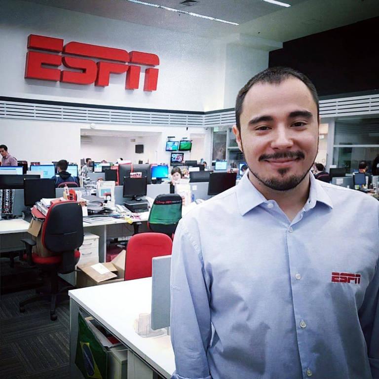 Novos contratados da ESPN