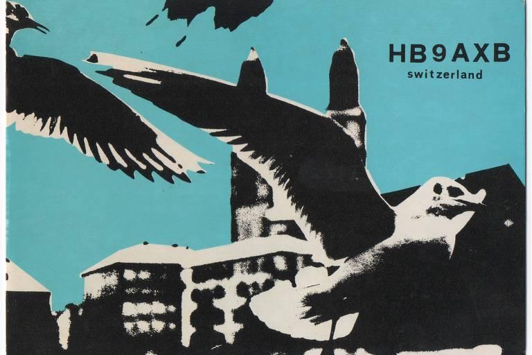 Coleção de cartões QSL de Herbert Schlindwein