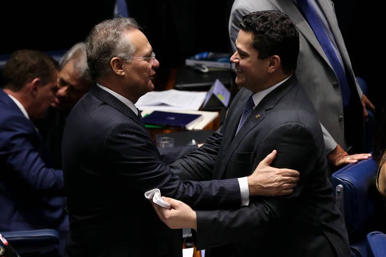 Bolsonaro e Davi, uma crise conjugal