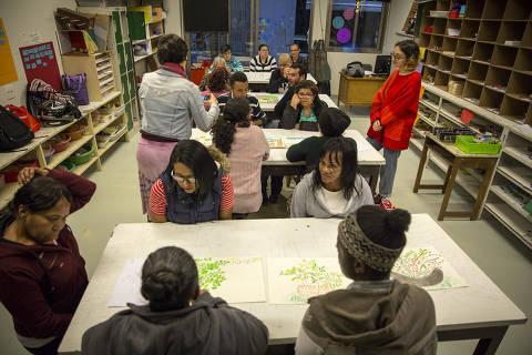 1 em cada 10 escolas privadas de SP não tem nenhum professor negro