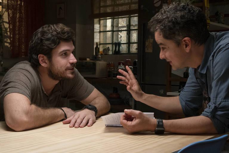 """Série """"Cidade Invisível"""" com o ator Marco Pigossi começa a ser gravada"""