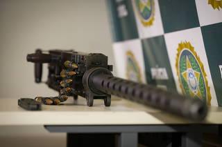 metralhadora antiaérea,