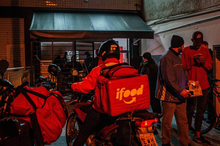 Com o crescimento do delivery por app, restaurantes virtuais se multiplicam por SP