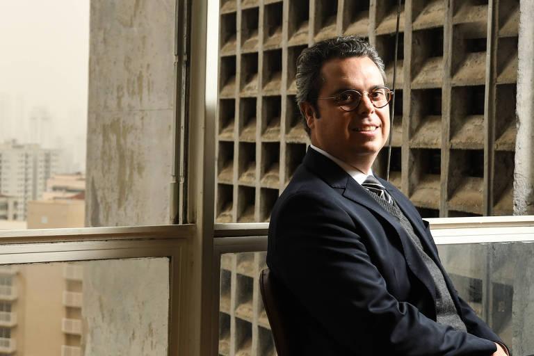 O advogado Hugo Leonardo, novo presidente do IDDD (Instituto de Defesa do Direito da Defesa)
