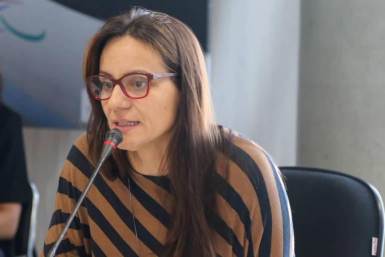 Luisa Parente, secretária nacional da Autoridade Brasileira de Controle de Dopagem