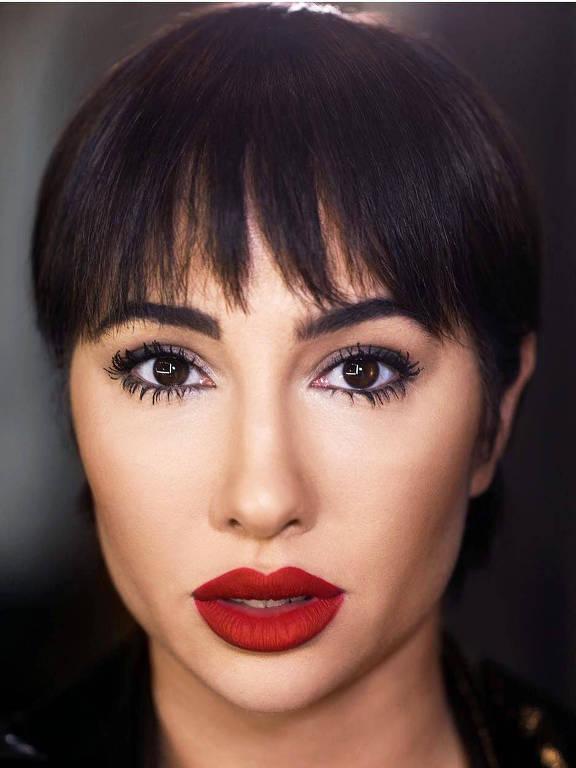 Imagens da atriz Jackie Cruz