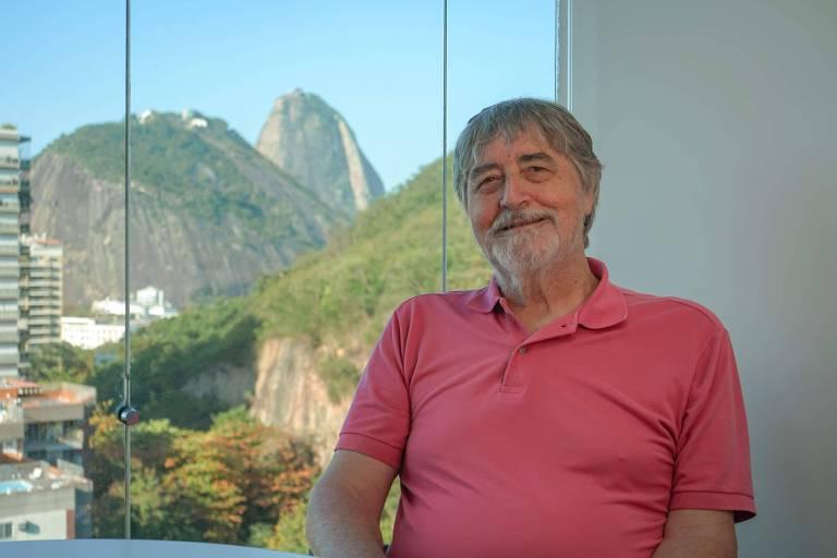 Michael Stanton, precursor da internet brasileira