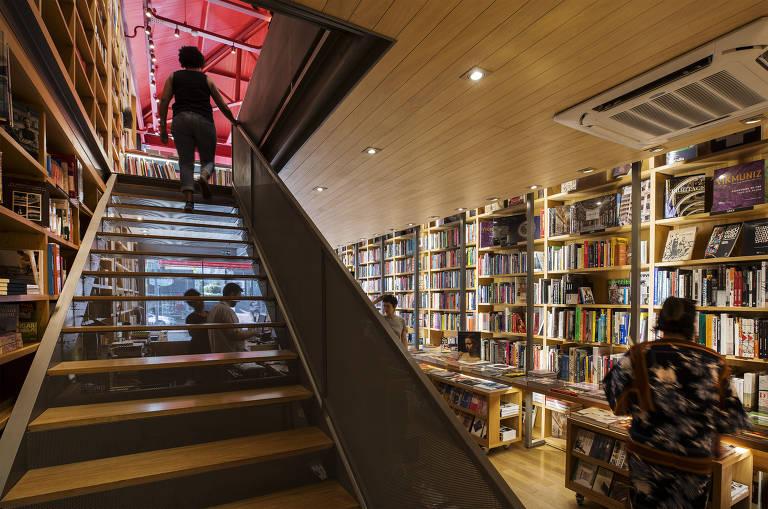 Pequenas livrarias ganham espaço