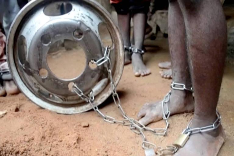 Nigéria resgata mais de 300 jovens torturados em reformatório