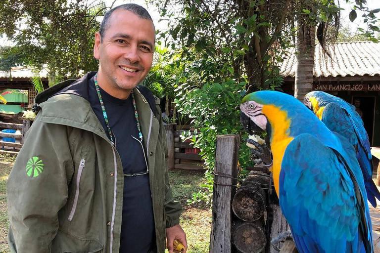 Imagens do ator Marcos Palmeira