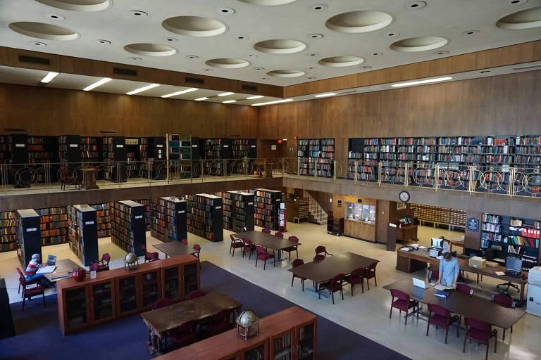 Veja fotos de bibliotecas financiadas por Andrew Carnegie