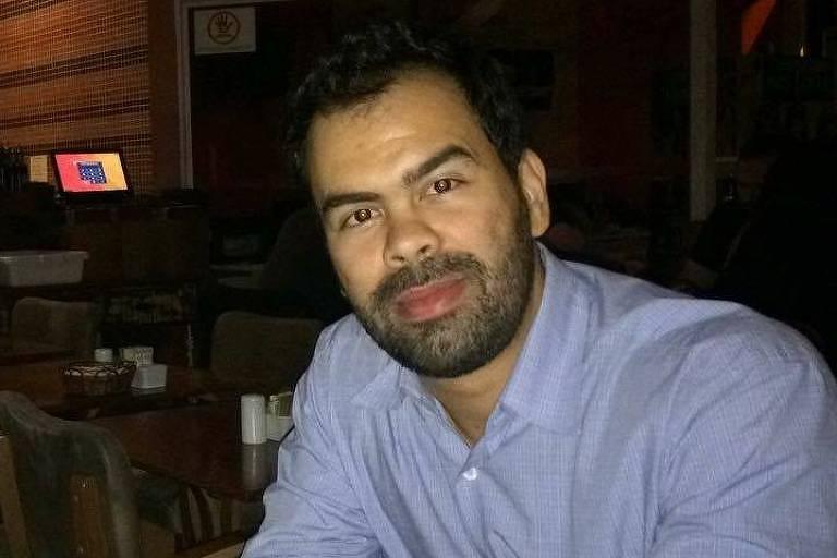 Ricardo Almeida - Coordenador do MBL (Movimento Brasil Livre) e mestre em filosofia pela UFBA