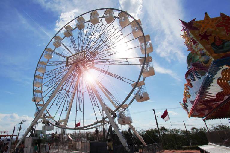 Lei que proíbe parque de diversões é inconstitucional, afirma Promotoria