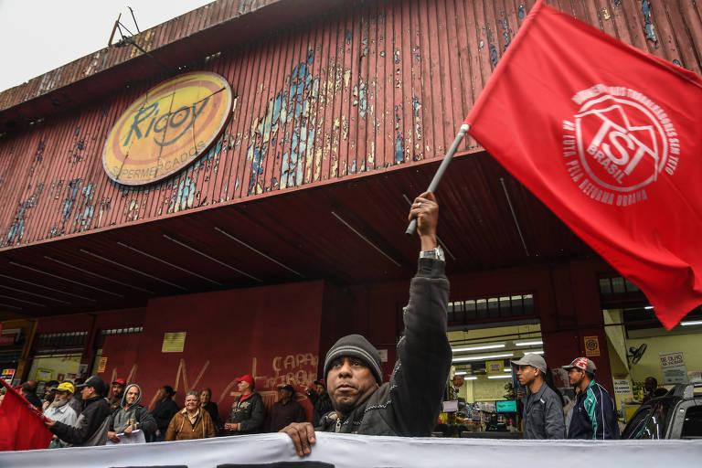 Homenagem da Câmara ao MST teve apoio de vereadores do PSDB, PL e DEM