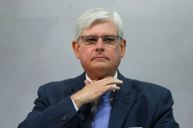 O ex-procurador-geral da República Rodrigo Janot, que lançou livro de memórias no qual fala de desafetos e de bastidores da Lava Jato