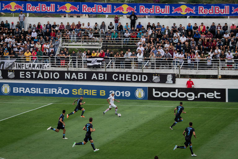 Bragantino e Red Bull