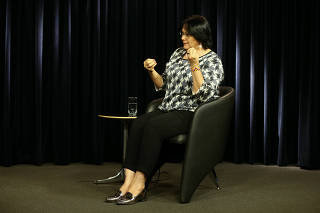 Entrevista com a ministra Damares Alves (Mulher, da Família e dos Direitos Humanos)