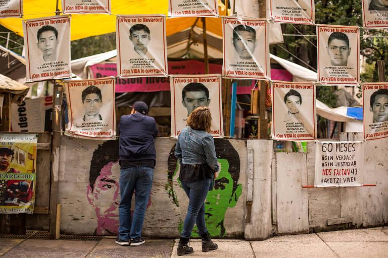 Cinco anos depois, mistério do desaparecimento de 43 estudantes no México permanece