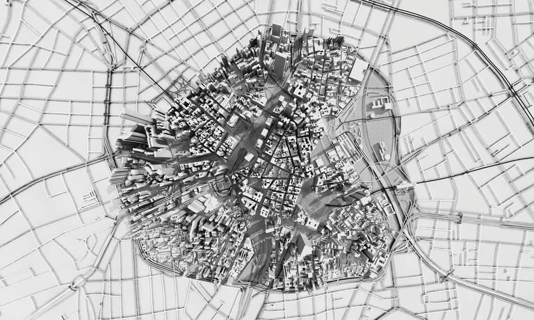 São Paulo: uma Biografia Gráfica