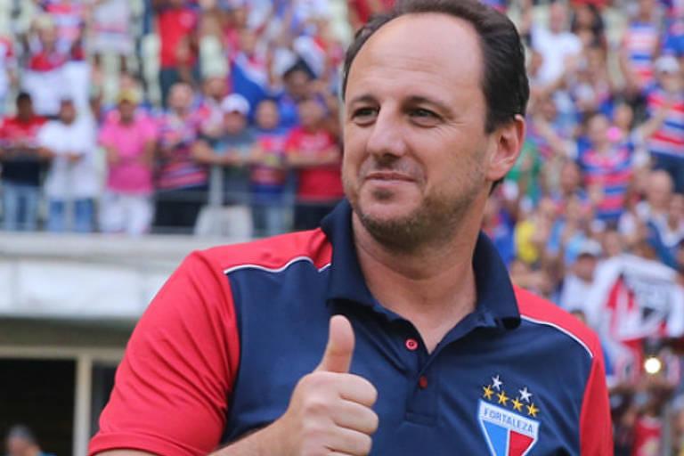 Fortaleza anuncia retorno de Rogério Ceni