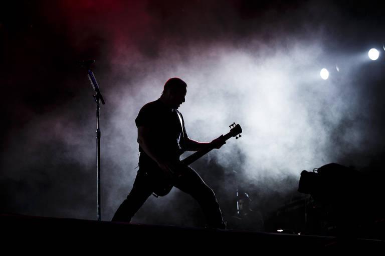 Veja imagens da banda Nickelback