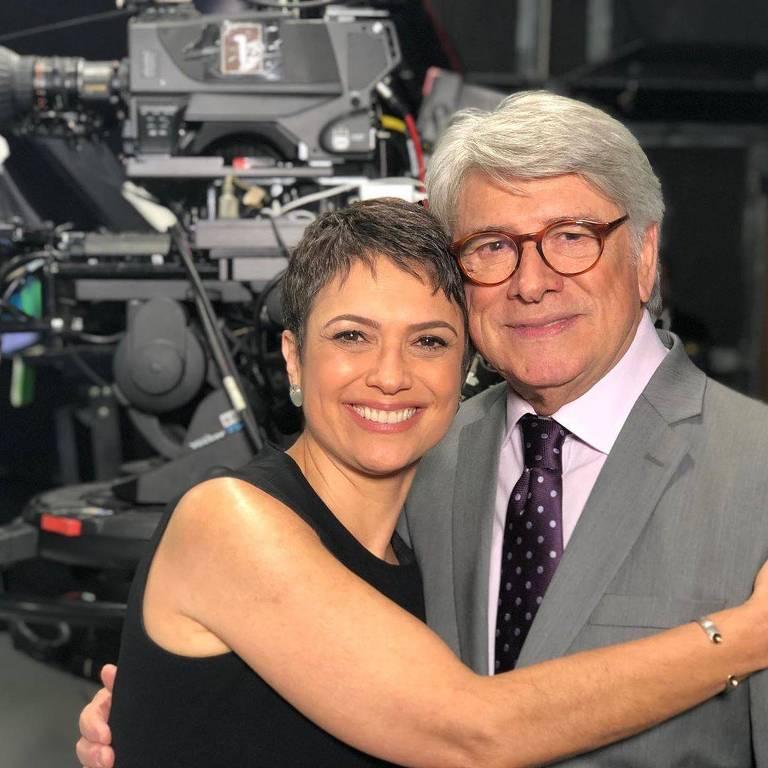 Sérgio Chapelin se despede do Globo Repórter