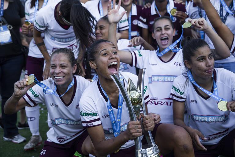 Final do Campeonato Brasileiro feminino