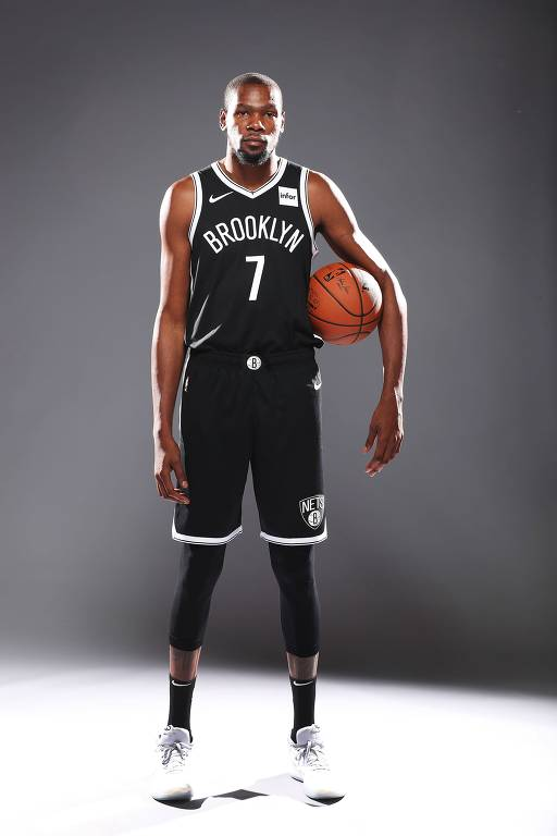 Kevin Durant, astro do Brooklin Nets