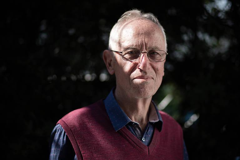 Retrato do padre alemão Paulo Suess, que vive desde 1966 no Brasil e vai integrar a comitiva brasileira no Sínodo da Amazônia