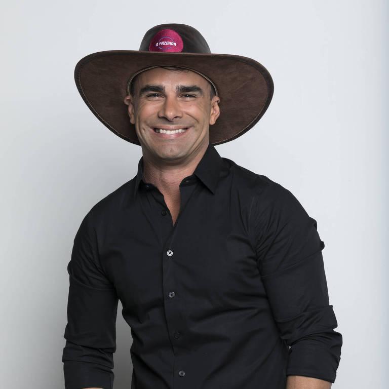 Jorge Sousa é o novo peão de A Fazenda 11
