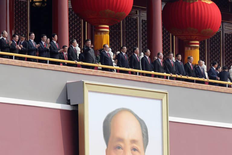 China celebrou 70 anos da Revolução Comunista, em outubro