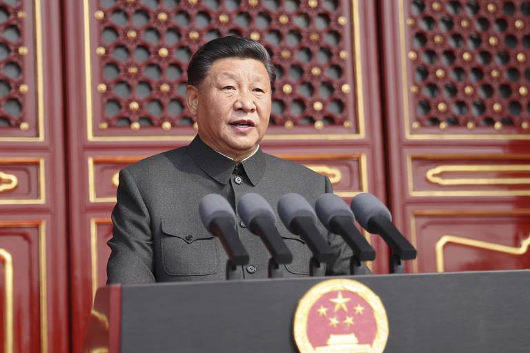China celebra 70 anos da Revolução Comunista