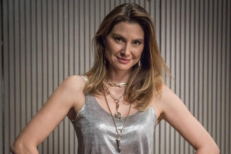 Imagens da atriz Lavínia Vlasak