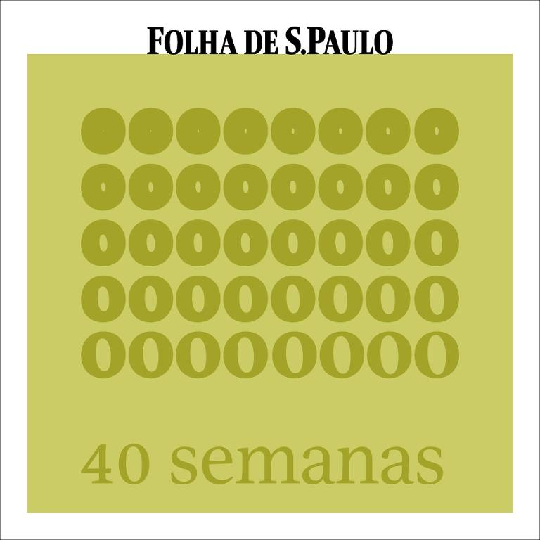 logotipo podcast 40 Semanas