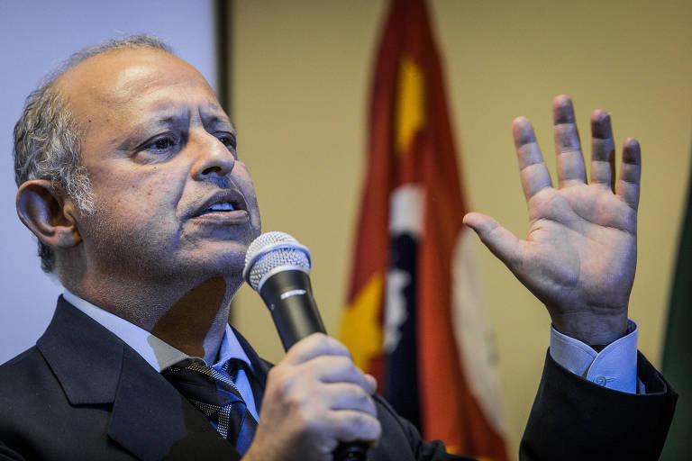 O advogado Alberto Toron, que defende Aldemir Bendine