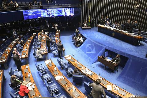 Em derrota ao governo, Senado aprova regra que aumenta nova aposentadoria