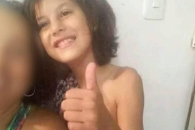A menina Raíssa Eloá Caparelli Dadona, de 9 anos, foi encontrada morta em setembro no Parque Anhanguera, na região de Perus, zona norte de São Paulo