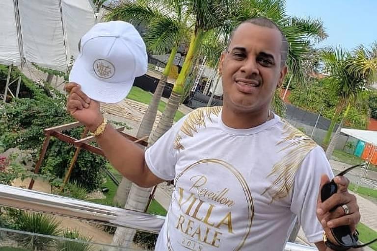 Xexéu, ex-vocalista do Timbalada, foi internado em uma clínica de reabilitação em Salvador