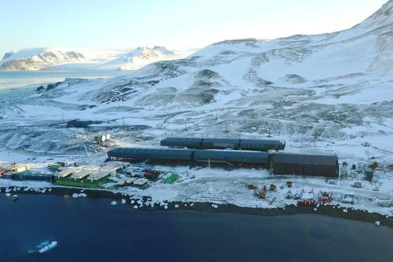 A nova estação Antártida Comandante Ferraz será inaugurada em janeiro de 2020