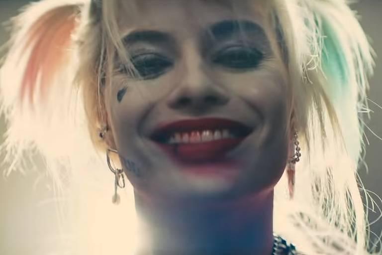 """O filme da DC, """"Aves de Rapina"""", estrelado pela atriz Margot Robbie ganha seu primeiro trailer"""