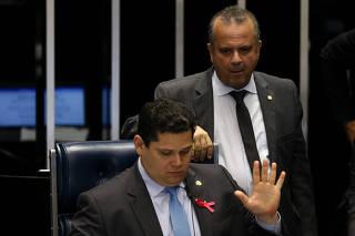REFORMA DA PREVIDENCIA / SENADO / DAVI / TASSO