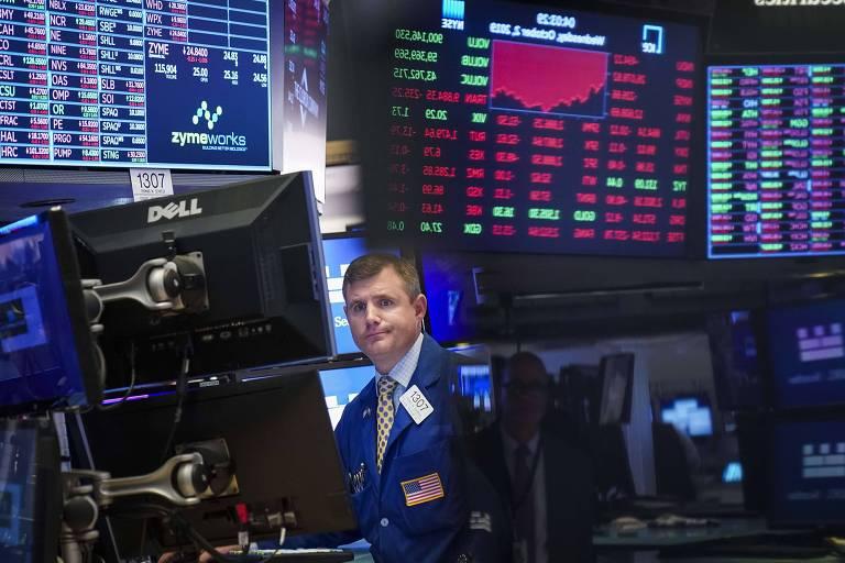 Operador da Bolsa de Nova York (Nyse)