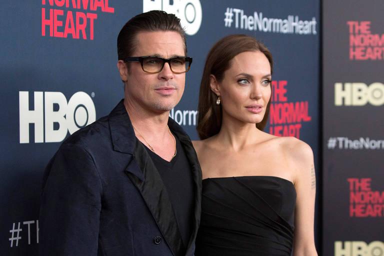 Angelina Jolie relata violência doméstica, e filho testemunha contra Brad Pitt