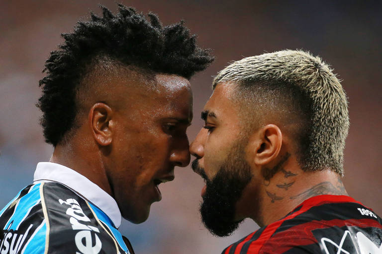 Grêmio x Flamengo, ida das semifinais da Libertadores de 2019